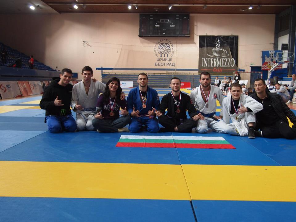 Serbian Jiu Jitsu Cup 2013