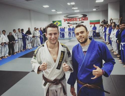 Академия Twisted Jiu Jitsu