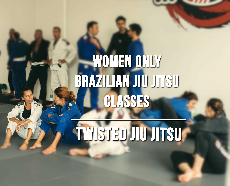 Бразилско джу джицу само за Жени