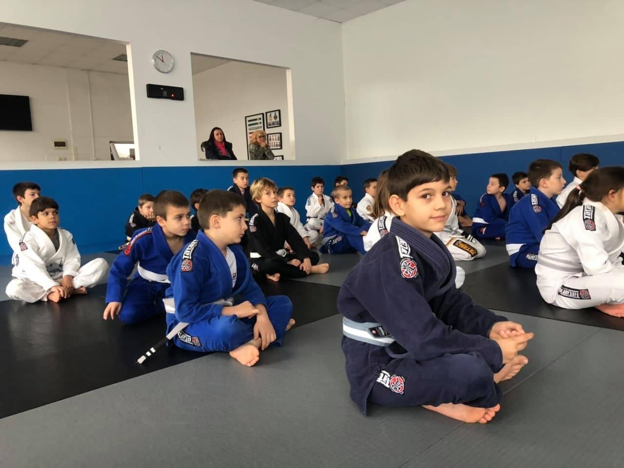 7 съвета за родители, чиито деца тренират Бразилско Джу Джицу