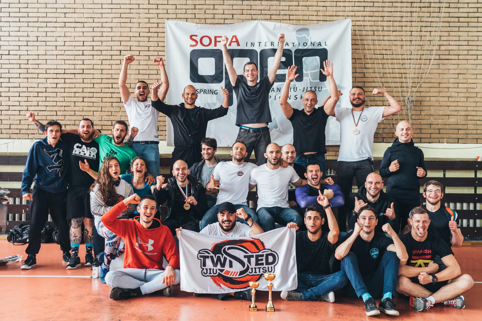 Sofia Open Spring 2019